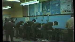 Metalwork Class