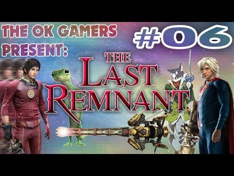 Solon Plays: The Last Remnant - Part 6: That Has To Be My Sister!
