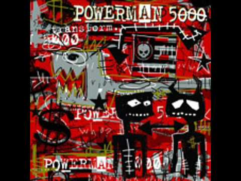 Клип Powerman 5000 - Stereotype