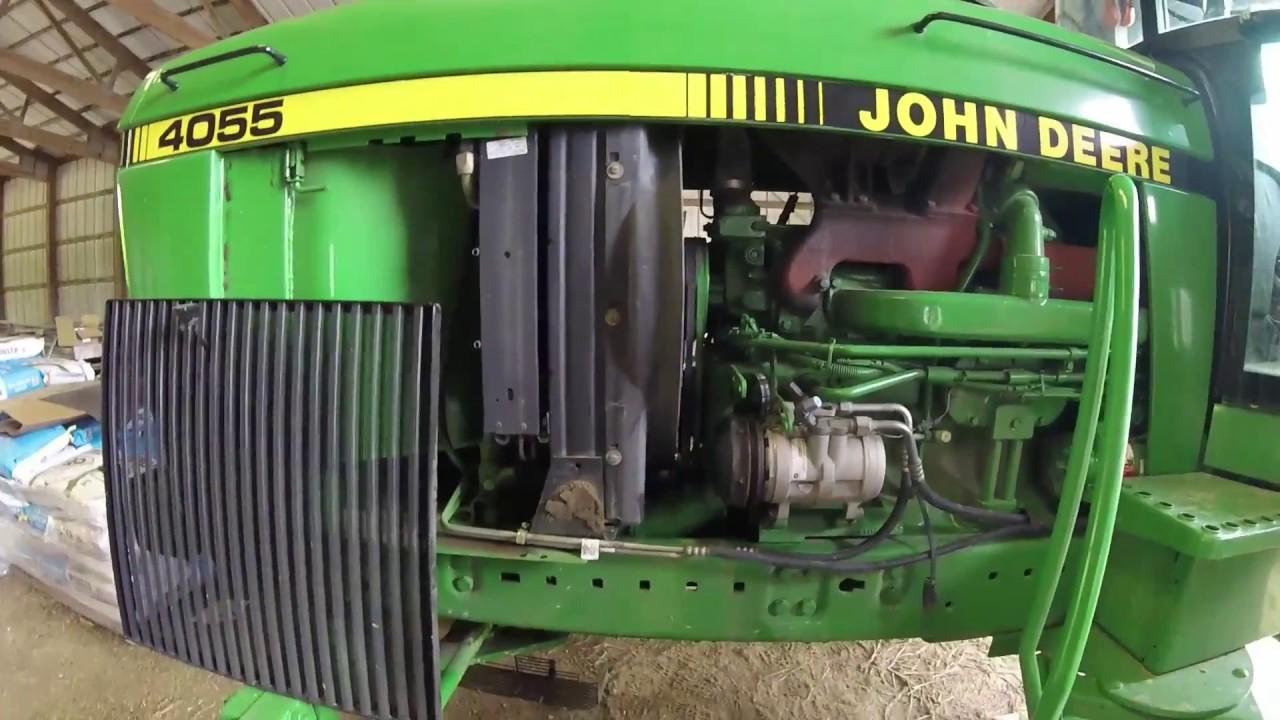 John Deere 4055 AC Fix