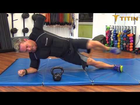TITIN Core Training with Steve Pfeister