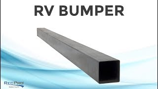 RV Bumper Raw 14 Gauge Steel