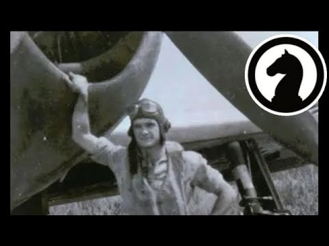 Lew Lockhart - Blue 2 - WW2 Pacific Fighter Pilot Interview