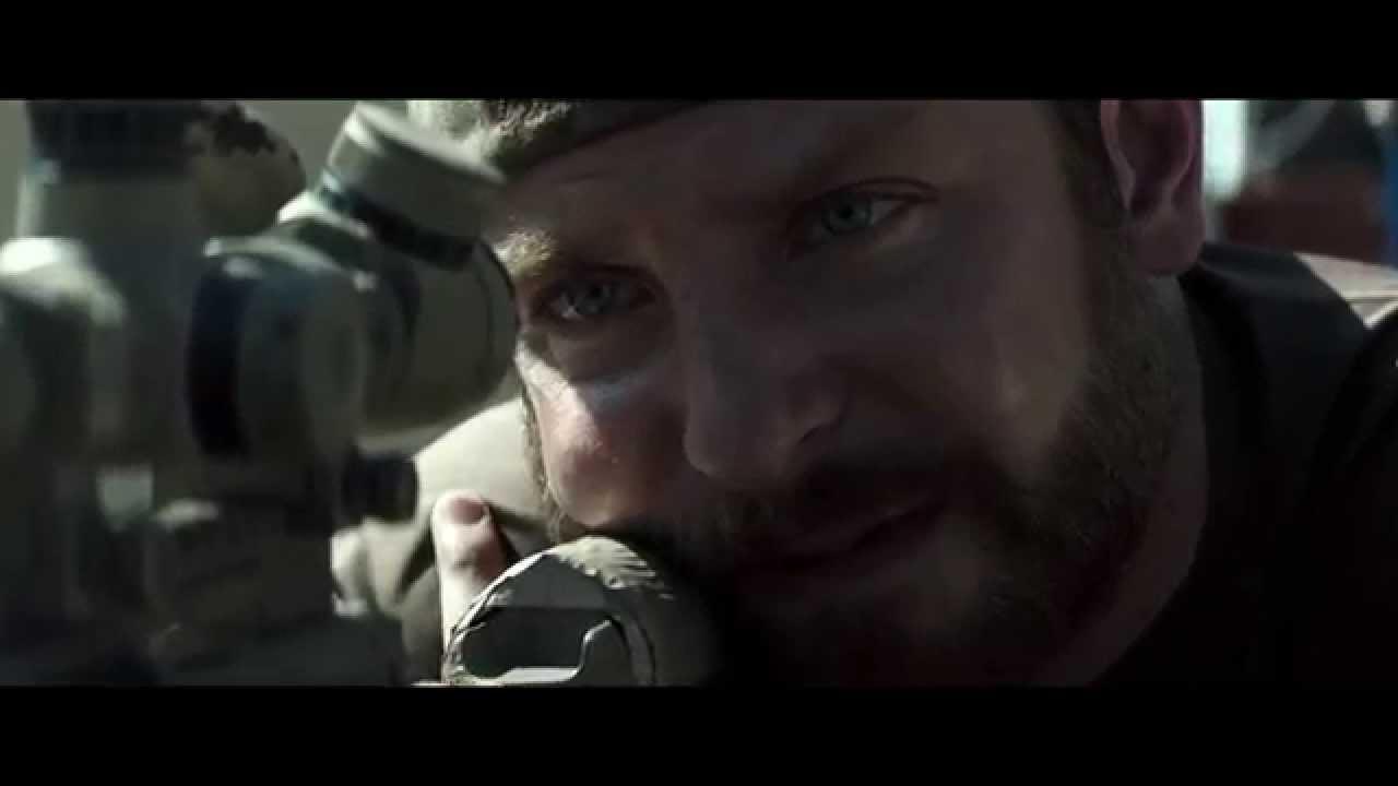Ελεύθερος Σκοπευτής (American Sniper) - Teaser Trailer (Greek Subs)