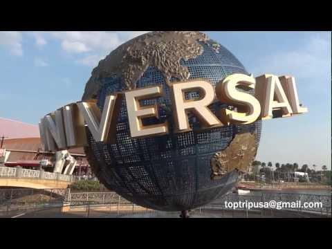 Resorts Orlando - Universal Studios Citywalk - Universal Globe