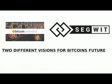 Bitcoin's Future: Bitcoin Unlimited Vs Segwit
