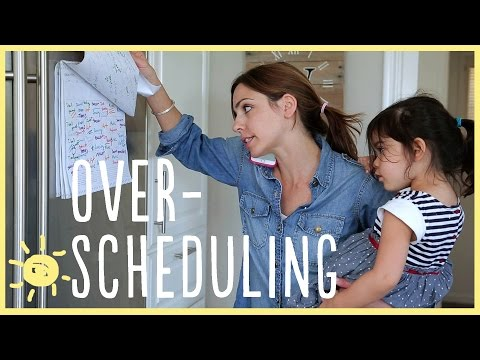 OVER-SCHEDULING (Funny Motts Ad)