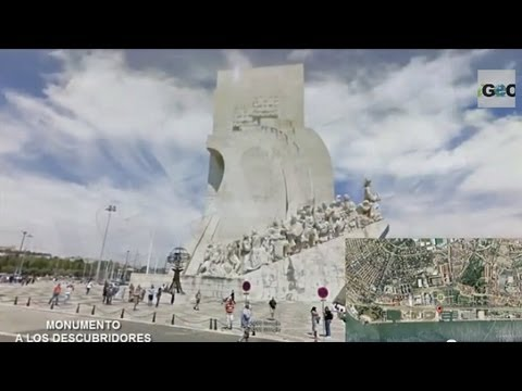 Tour por Lisboa / Tour Around Lisbon [IGEO.TV]