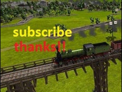 Train Fever: Start the game - European map |