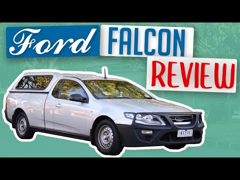 2014 Ford Falcon Ute Review || The truck you want, but can NEVER have