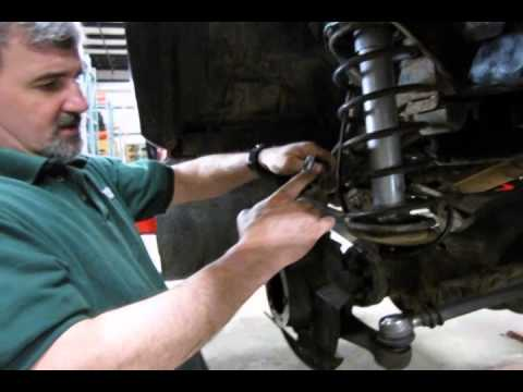 Differential, Transfer Case, Axle Swivel And Joint Service On Defender 90 Or 110