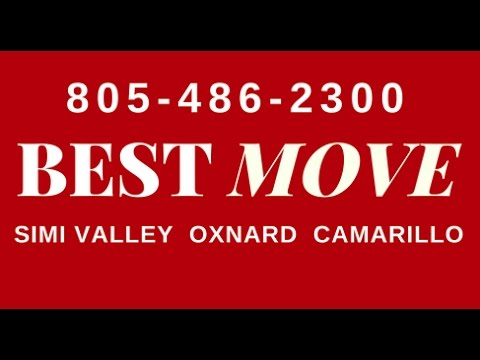 ✔ BEST MOVING COMPANY PRICES 805-375-0765 CAMARILLO OXNARD SIMI VALLEY MOVING COMPANIES MOVERS