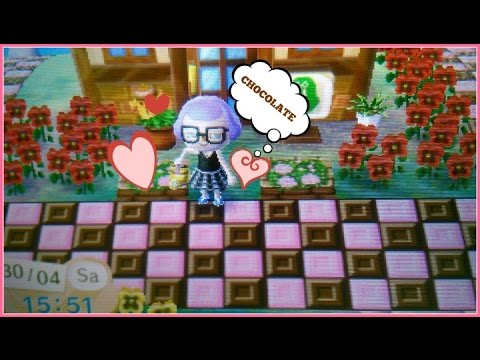 Acnl comment faire un motif rivi re doovi for Carrelage kitsch animal crossing new leaf