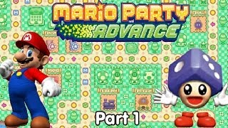Mario Party Advance - #1. A Different Kind of Party