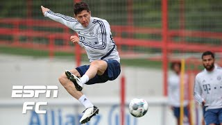 Bundesliga is BACK! German government gives the green light | ESPN FC