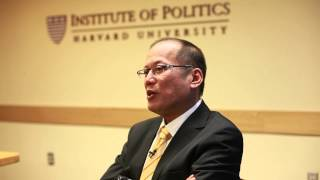On the Record: President of Philippines Benigno Aquino III