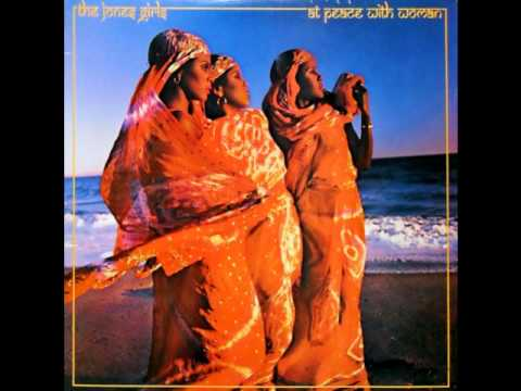 The Jones Girls - Dance Turned Into A Romance (1980)