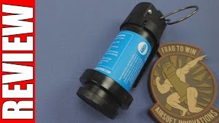 Review | Cyclone Impact Grenade | Airsoft Innovations