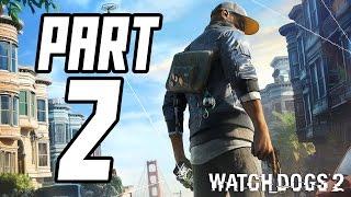 ► Watch Dogs 2   #2   Řidič taxíku!   CZ Lets Play / Gameplay [1080p] [PC]