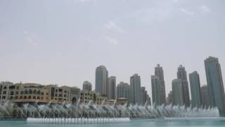 The Dubai Fountain: Sama Dubai (Mehad Hamad)