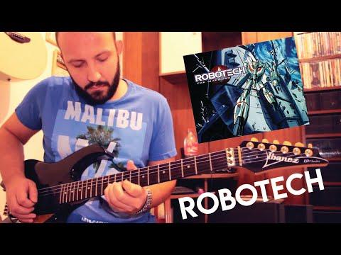 ROBOTECH Macross Saga Medley (Opening Theme, Rick Hunter Theme, Mission Accomplished)