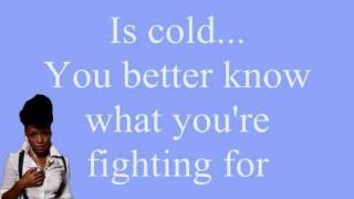 Janelle Monae - Cold War (LYRICS)