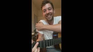 Robin Pecknold's Shore IG Live 9/29/2020 (Guitar Tutorials)