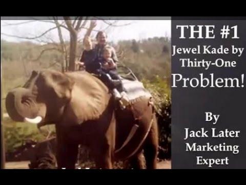 Jewel Kade by Thirty One Reviews - THE Number 1 Jewel Kade PROBLEM!