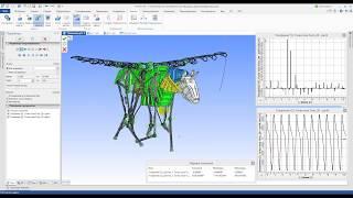 T FLEX CAD Динамика. Механическая лошадь