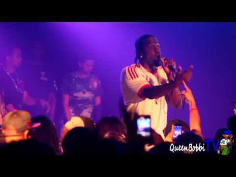 Pusha T - Millions & Blocka (Live in Houston)