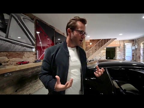 George Bamford on His Personal Car and Watch Collections