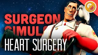 Heart Surgery! - Surgeon Simulator Funny Moments #2