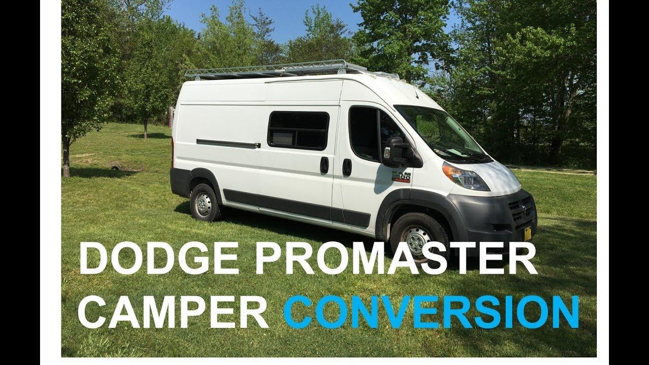 Dodge ProMaster Camper Conversion