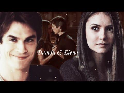 Damon & Elena   Трогать запрещено