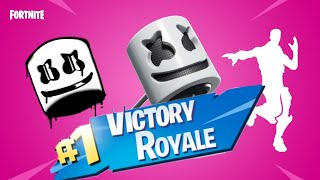 New Marshmellow skin Dub?? I Fortnite (720p)