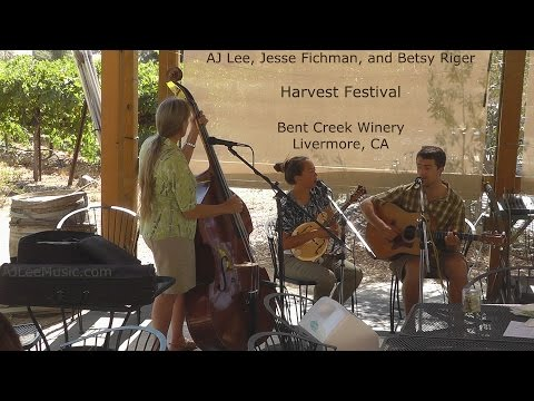 Harvest Festival at Bent Creek Winery with AJ Lee and Jesse Fichman - Kentucky Waltz