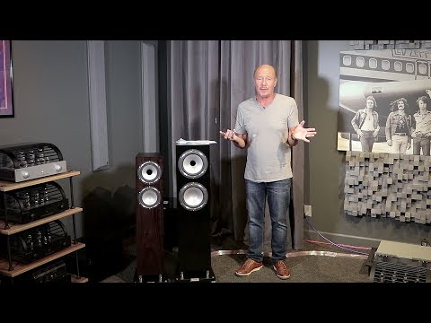 Tannoy Revolution XT 8F Review with Upscale Audio's Kevin Deal