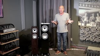 Tannoy Revolution XT 8F Review with Upscale Audio