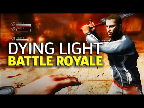 Dying Light shows on video its new battle royale mode