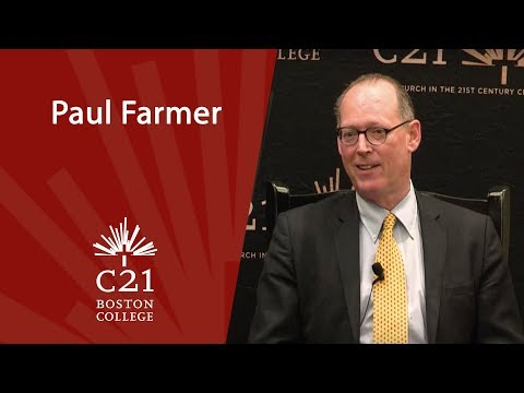 Paul Farmer   Accompaniment in Practice