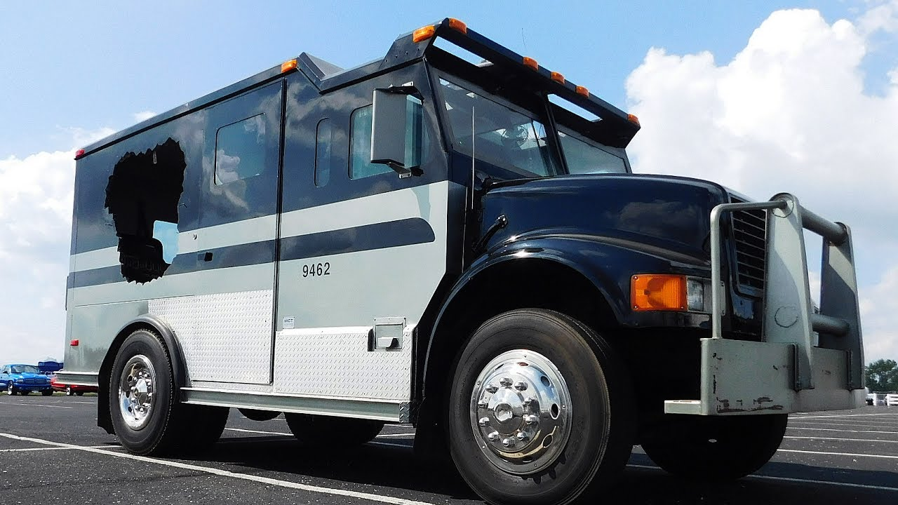 """""""Mission Impossible 3 Brinks Truck"""" 2016 Auctions America ..."""
