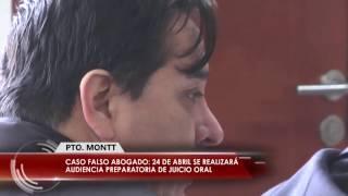 Caso falso abogado: 24 de abril se realizará audiencia preparatoria de juicio oral