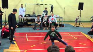 Haribo BBoy Jam 2015 / 1v1 / Cortez vs Machina