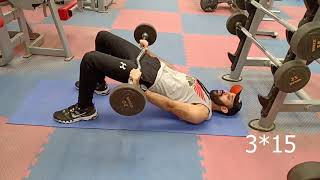 kegel exercises for men and woman at gym