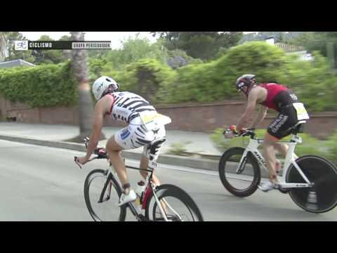 Campeonato de España de Triatlon Media Distacia Valencia 113 Carrera Elite Masculina