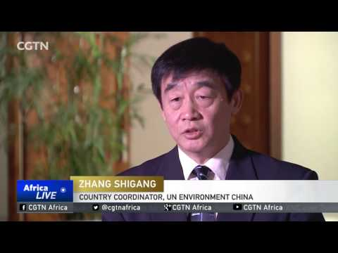 UN Environment China responds to the U.S. withdrawal