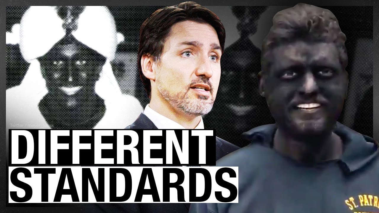June 11/2--Blackface at BLM Arrested & Charged, CDN Prime Minister Blackface 3 Times