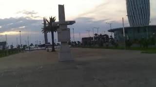 Арка в Батуми(Батуми – это самый популярный Грузинский морской курорт. Арка черного моря — это достопримечательность,..., 2016-06-23T17:13:32.000Z)