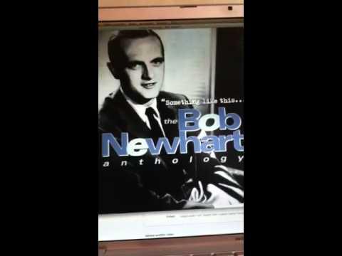 Bob Newhart-Ledge Psychology