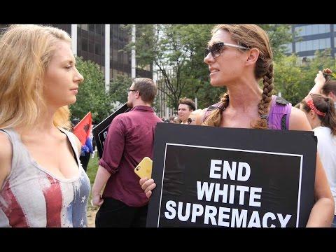 Anti-Trump Protesters vs Reason